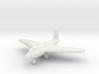 (1:144) Messerschmitt Me 263 (Gear Down) 3d printed