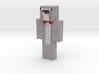 yourpalross   Minecraft toy 3d printed