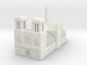 Notre Dame de Paris 1/1200 3d printed