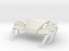 Articulated Crab (Pachygrapsus crassipes) 3d printed