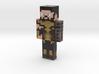 AwesomeLaturn | Minecraft toy 3d printed