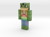 dougsteeleskinmc   Minecraft toy 3d printed