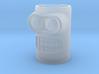 Bender Shot Glass 3d printed