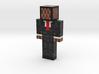 58FD360F-EFDE-4327-9A39-9EBCD6C5996E   Minecraft t 3d printed