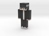 FayZew | Minecraft toy 3d printed