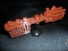 XM302 Hashallaxit Class Dreadnought 3d printed Replicator 2 version