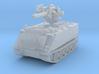 M163 A1 Vulcan late (no skirts) 1/160 3d printed