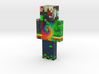 docm77 | Minecraft toy 3d printed