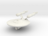 """Federation Pioneer Class Frigate 3.5"""" 3d printed"""