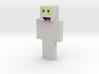 RatoxX | Minecraft toy 3d printed