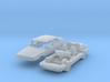 Saab 900 Turbo 16S (N 1:160) 3d printed