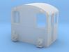 600 cabine proef 3d printed