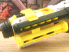 Double-Sided SpeedLoader Carrier for Nerf Kronos 3d printed