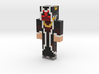 ZephX | Minecraft toy 3d printed