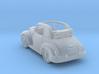 Fiat Topolino 1950 1:120 TT 3d printed