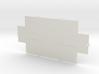 ZX-KEY Keyboard Case 'Bottom Plate' 3d printed