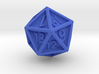 Dice: D20 edition 4 3d printed