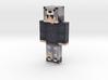 NoZouzu | Minecraft toy 3d printed