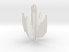 Chain grapnel hook - SWL 150 Ton - 1:50 3d printed