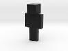 5E6966FB-FDB2-45E6-A032-DC08A4EF79DF   Minecraft t 3d printed