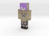 akiupunusi | Minecraft toy 3d printed