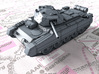 1/144 British Crusader Mk III Medium Tank 3d printed 1/144 British Crusader Mk III Medium Tank