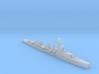 HMS Curlew 1939 1:1800 WW2 cruiser 3d printed