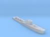 Italian Orsa WW2 torpedo boat 1:1800 3d printed