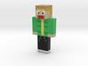 steckdosenhebel | Minecraft toy 3d printed