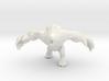 Werebear Druid 1/60 miniature for games and rpg 3d printed