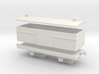 alvf armored wagon 1/76  3d printed