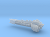Ascendancy Battleship 3d printed