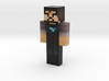 Vility | Minecraft toy 3d printed