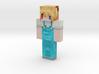 poyunana | Minecraft toy 3d printed