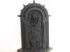 """Dark Portal Version A 3d printed This is a 3D print I did on a PLA """"Prusa"""" printer on medium resolution. I expect the quality of a shapeway print to be higher."""