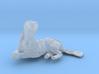 Anthropomorphic male light armor cat taur 2 (HSD m 3d printed