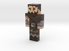 agnarbergur | Minecraft toy 3d printed