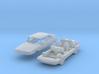 Saab 900 Turbo 16S (British N 1:148) 3d printed