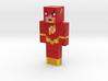 v2f | Minecraft toy 3d printed