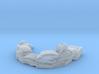 Sandbag Emplacement 1/200 3d printed