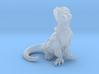 Anthropomorphic female light armor lizard taur 1(H 3d printed