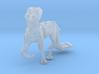 Anthropomorphic female light armor deer taur 1(HSD 3d printed