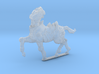 Anthropomorphic heavy armor female centaur(HSD min 3d printed