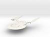 Federation Essex Class I Cruiser 3d printed