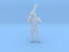 Duke Nukem Rifle 1/60 miniature for games and rpg 3d printed
