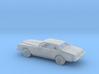 1/87 1974 Buick Riviera Kit 3d printed