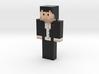 Lucifer   Minecraft toy 3d printed