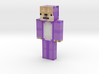 MintyTaz630 | Minecraft toy 3d printed