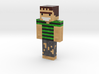 BioStef | Minecraft toy 3d printed