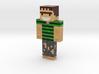 BioStef   Minecraft toy 3d printed